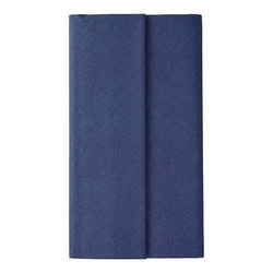 Pappersduk, Mörkblå