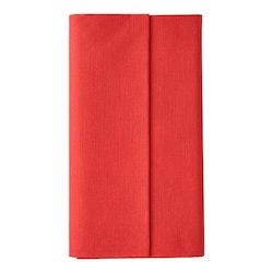 Pappersduk, Röd