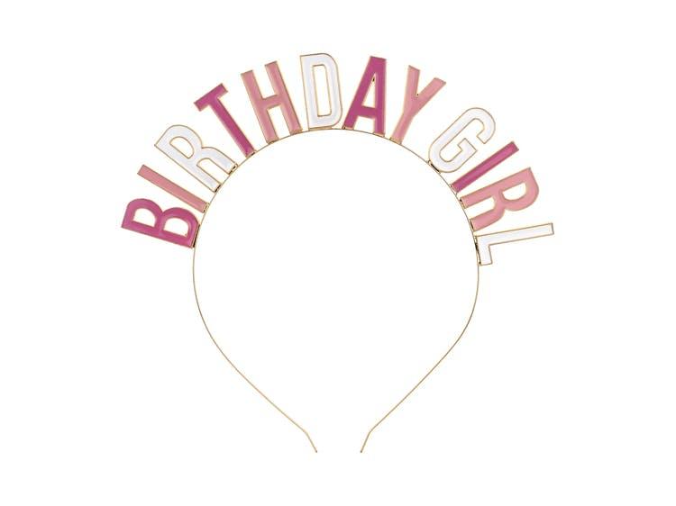 diadem birthday girl