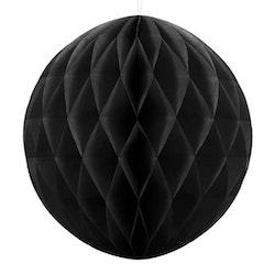 Honeycomb boll, svart
