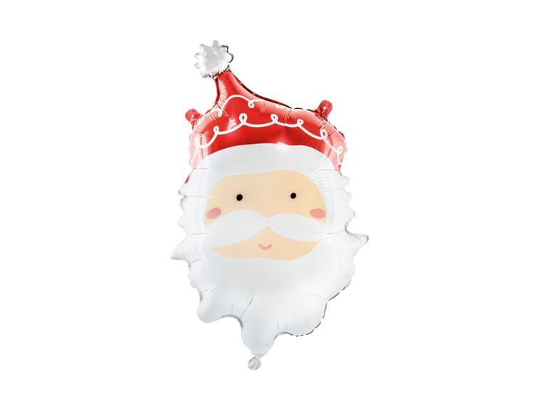 ballong jultomten
