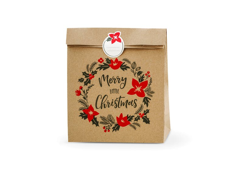 presentpåse jul