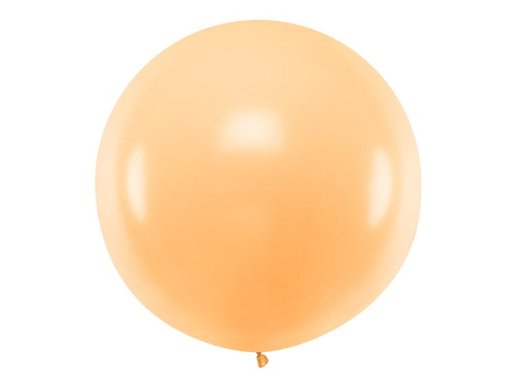 ballong stor orange
