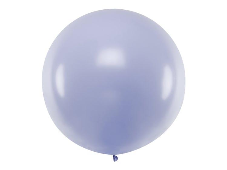Jumboballong lila
