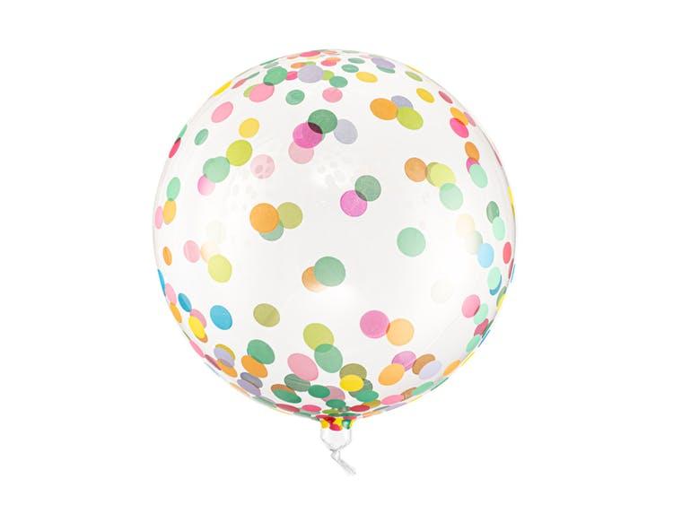 Orbz ballong färgmix