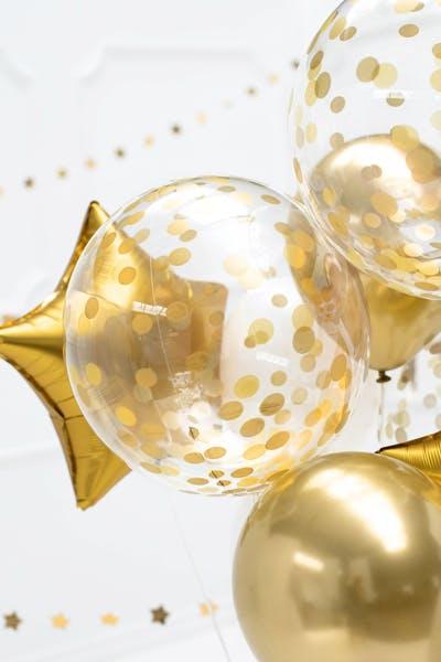 Ballong, Orbz, Prickar Guld