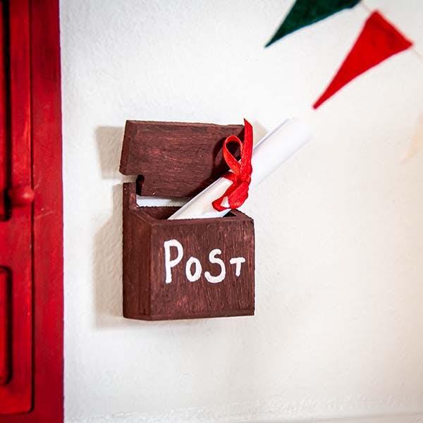 Nissebrev brevlåda