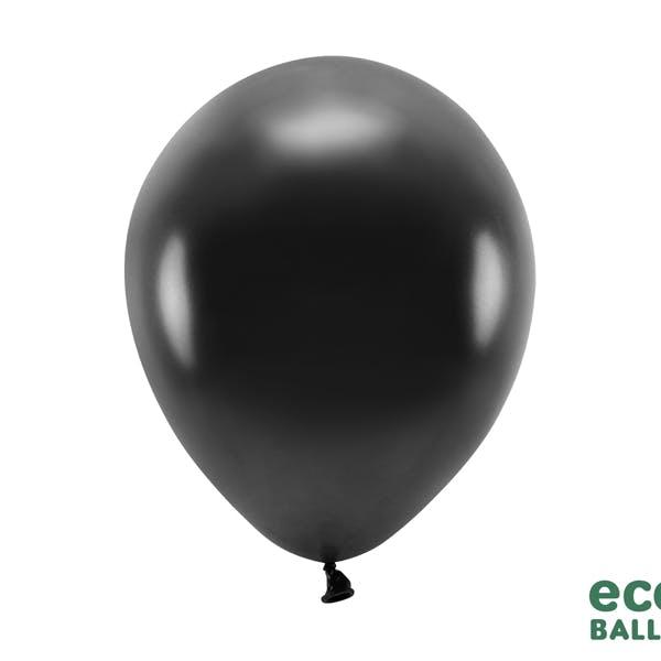Ballong EKO, guld & svart mix