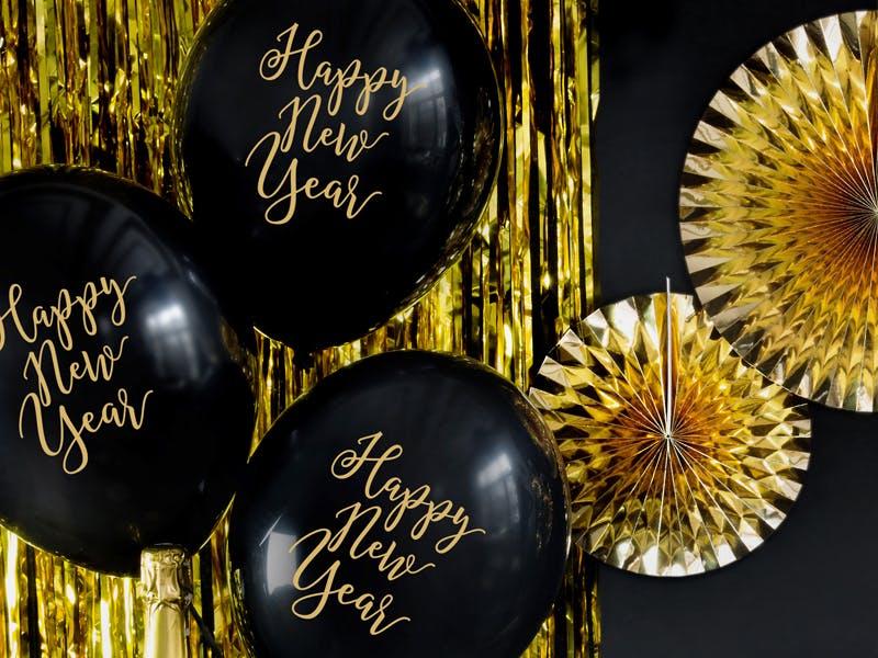 Nyårsdekoration, Paket Standard