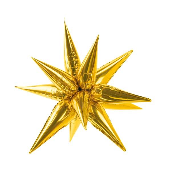 ballong stjärna 3d