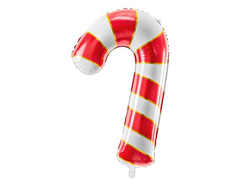Polkagris ballong
