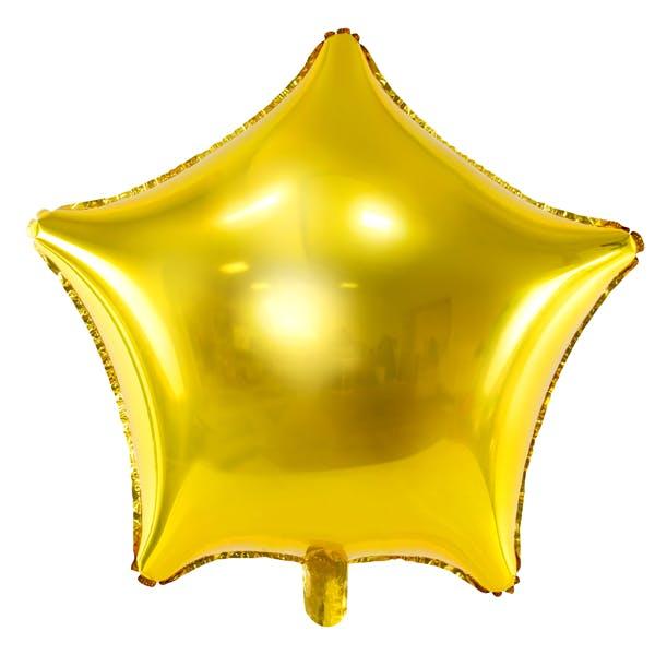 stor stjärnballong