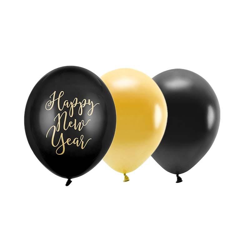 ballonger nyår