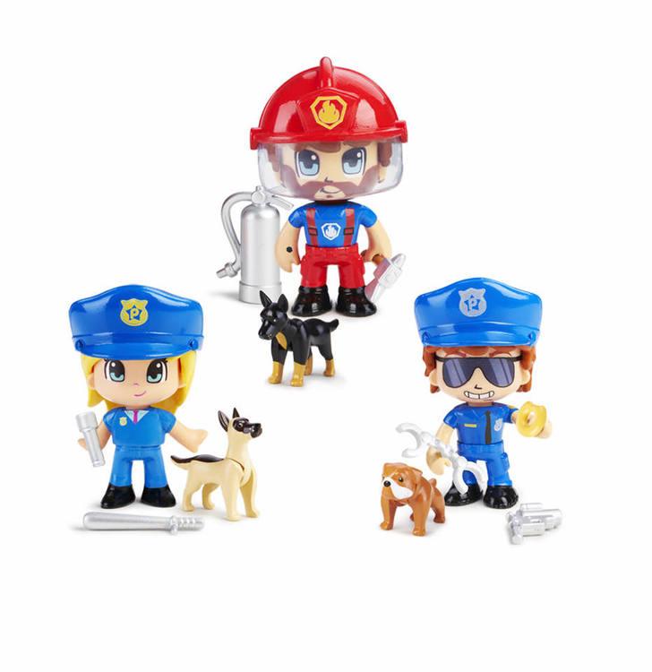 Pinypon Action Polis med hund