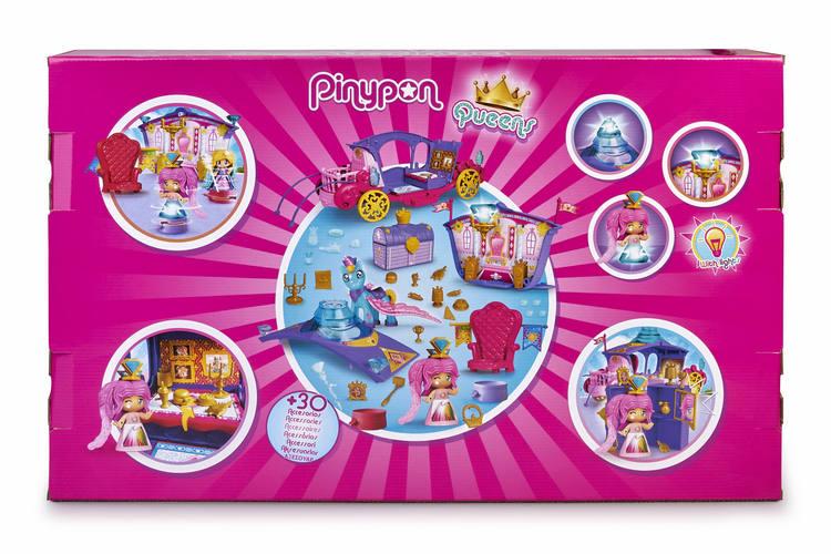 Pinypon Drottningens vagn