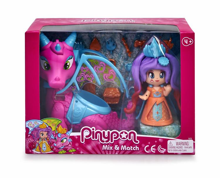 Pinypon Drottning & Drake