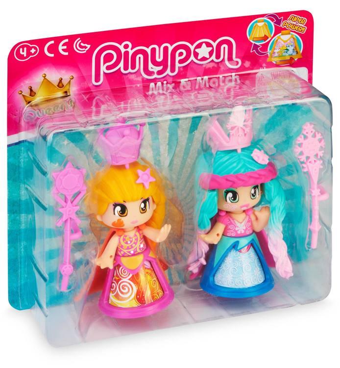 Pinypon Drottningar 2-pack