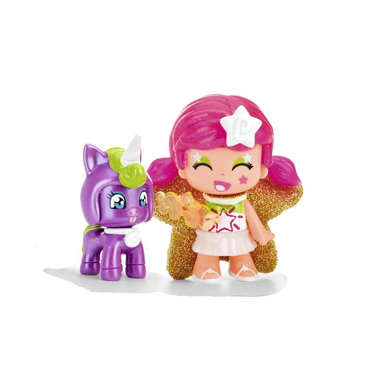 Pinypon Star & Pet Rosa/Lila