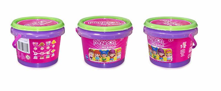Pinypon Mix & Match 5 figurer