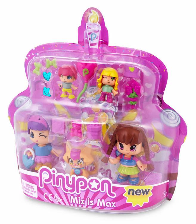 Pinypon Födelsedag Party-set