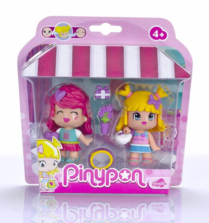 Pinypon Shopping vänner