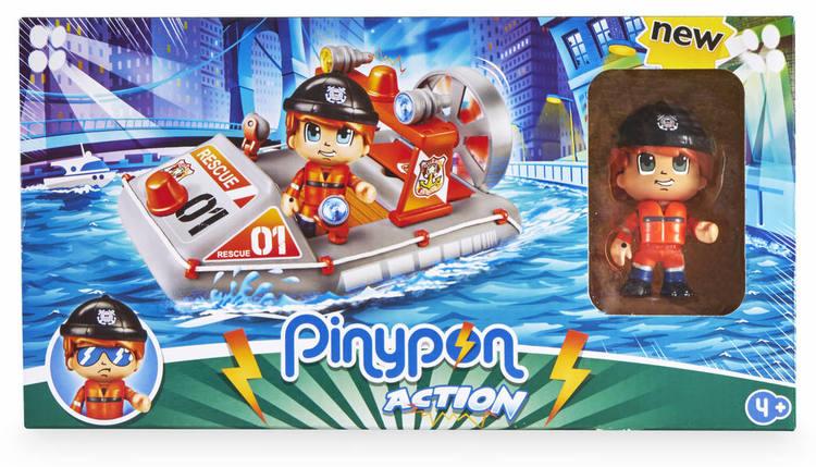 Pinypon Action räddningsbåt