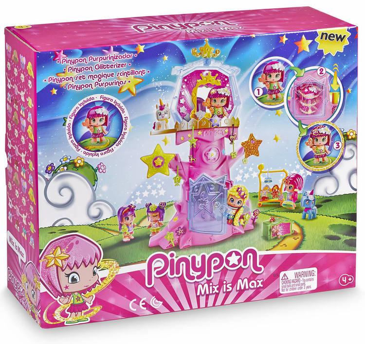 Pinypon Glitterizer