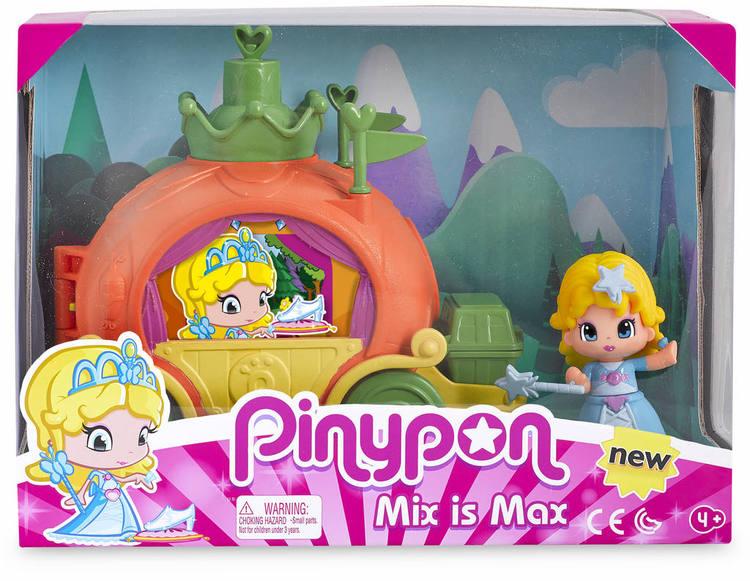 Pinypon Askungens pumpa