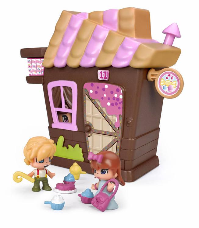 Pinypon Hans & Greta med hus