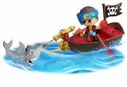 Pinypon Action Piratbåt