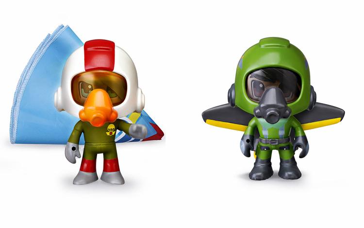 Pinypon Action Parachute pack