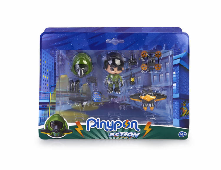 Pinypon Action Jet pack
