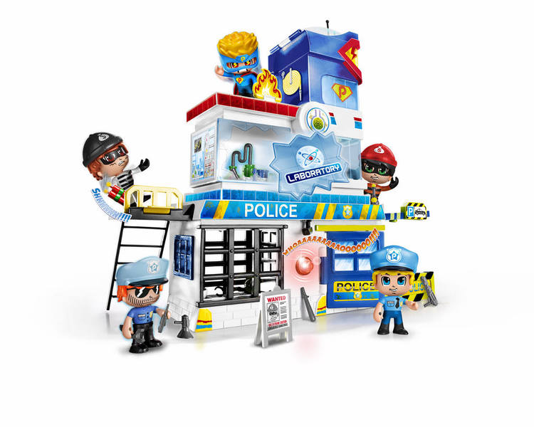 Pinypon Action Polisstation