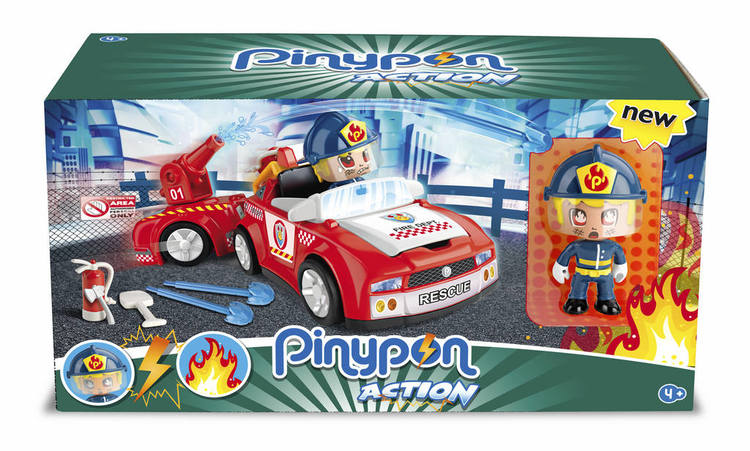 Pinypon Action Super Brand-set