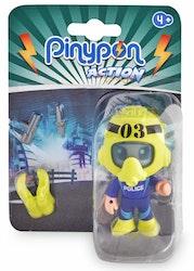 Pinypon Action Räddningsfigur Polisdykare