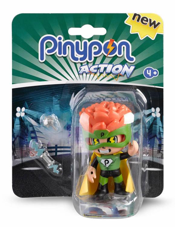 Pinypon Actionfigur Superhjälte