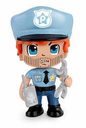 Pinypon Actionfigur Polis