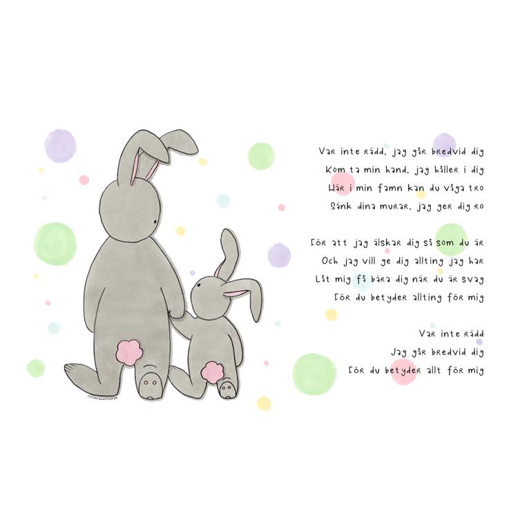 Kaninerna och kärleksvisan