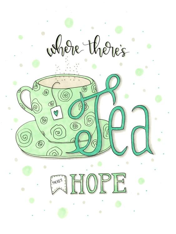 Where there's tea