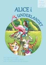 Alice i Underlandet -  Läsa Lyssna Måla