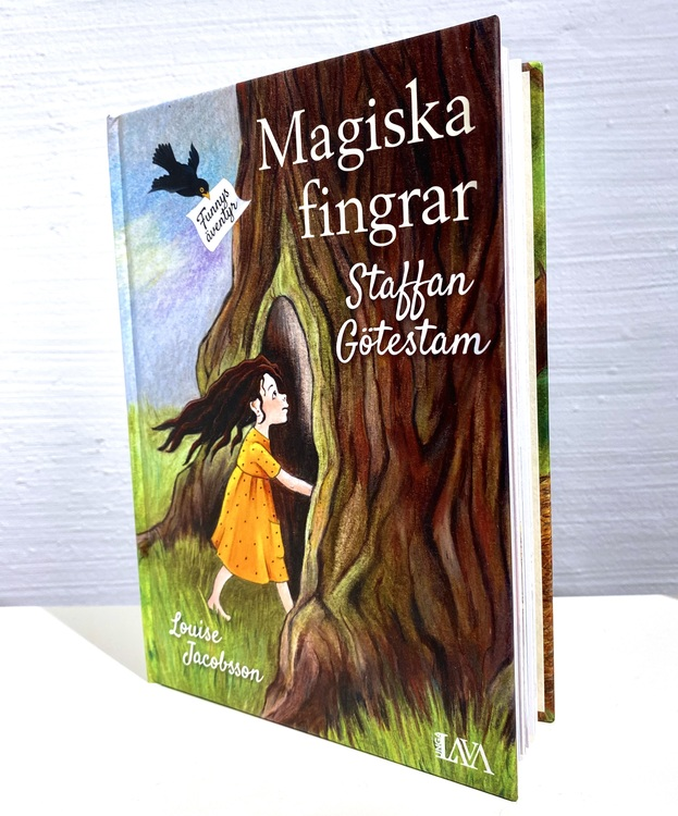 Magiska fingrar - Funnys Äventyr