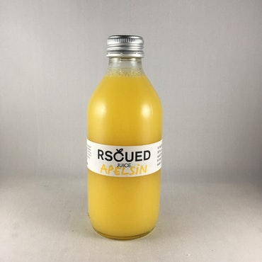 Rscued Juice - Orange