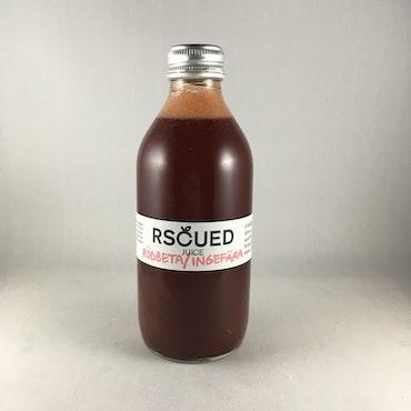 Rscued Juice - Red beet/Ginger