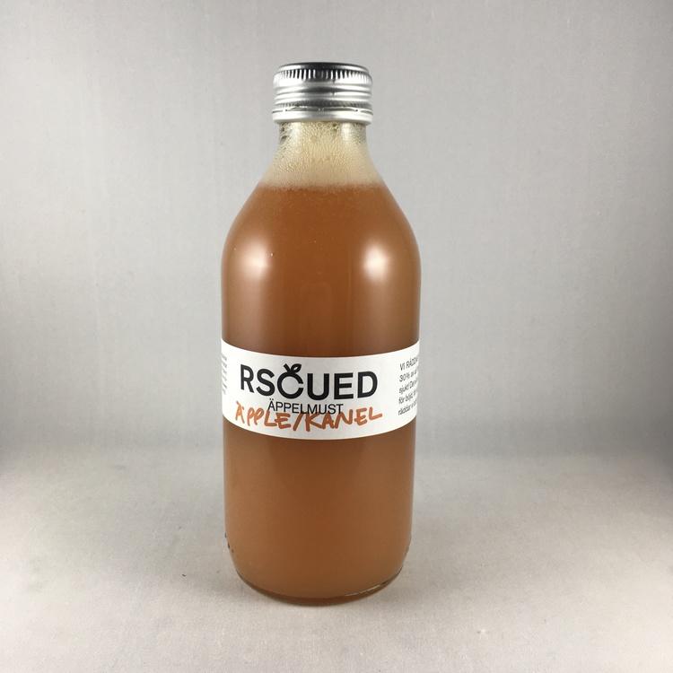 Rscued Juice - Apple/Cinnamon