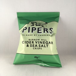 Piper's Crisps - Salt & Vinegar