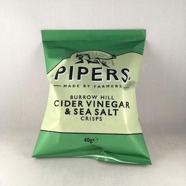 Piper's Crisps - Salt & Vinegar