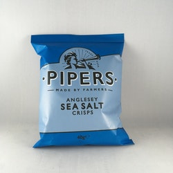 Piper's Crisps - Sea Salt