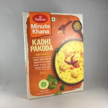 Haldiram's - Khadi Pakoda Curry
