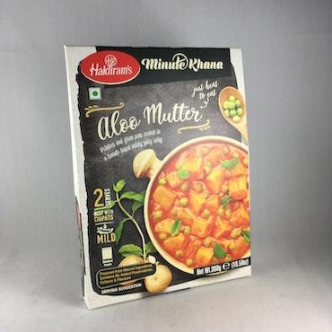 Haldiram's - Aloo Mutter Curry