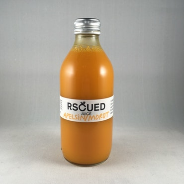 Rscued Juice - Orange & Carrot